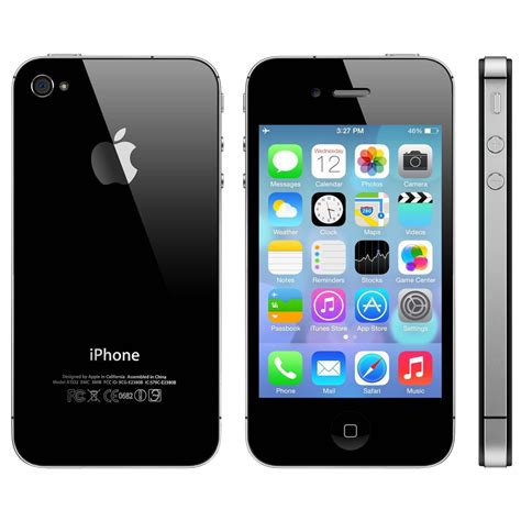 apple iphone 4s 16gb schwarz ohne simlock wie neu. Black Bedroom Furniture Sets. Home Design Ideas